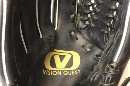 VISION QUEST グローブ